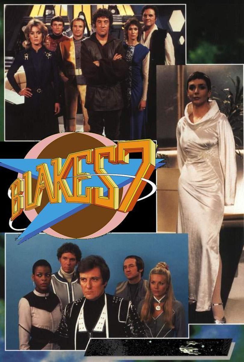 Blakes 7 Poster