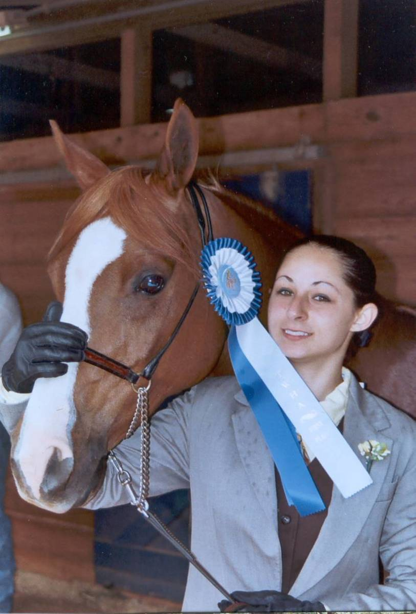 Displaying Your Horse Show Ribbons