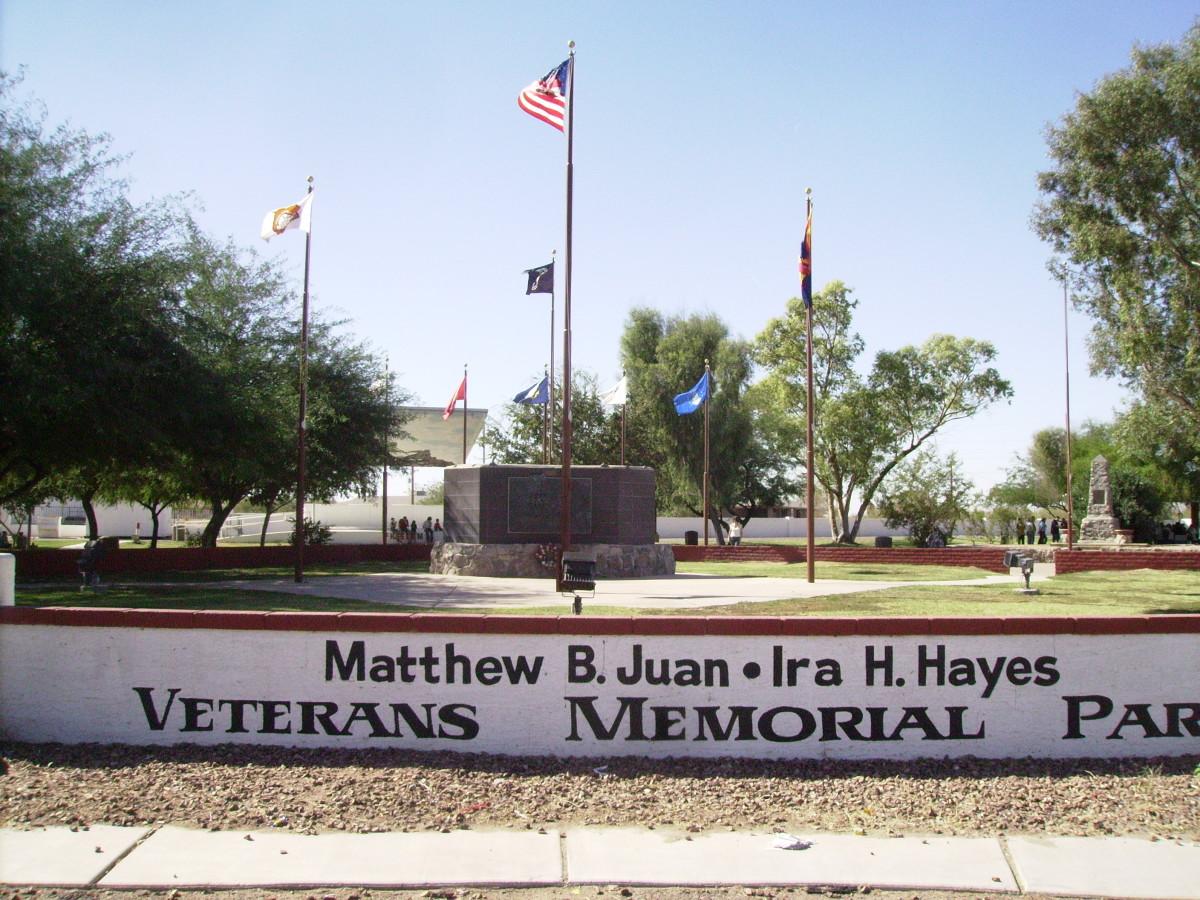 Mathew B Juan - Ira Hayes Memorial Park