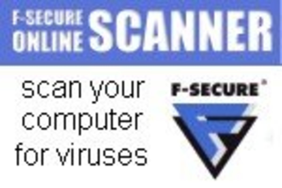 F-Secure Online Virus Scanner