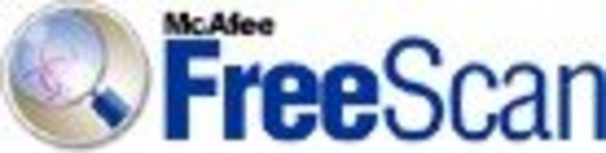 McAfee FreeScan