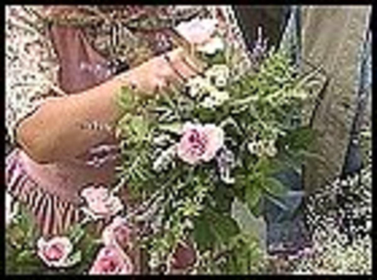 Herbal Wedding Bouquet