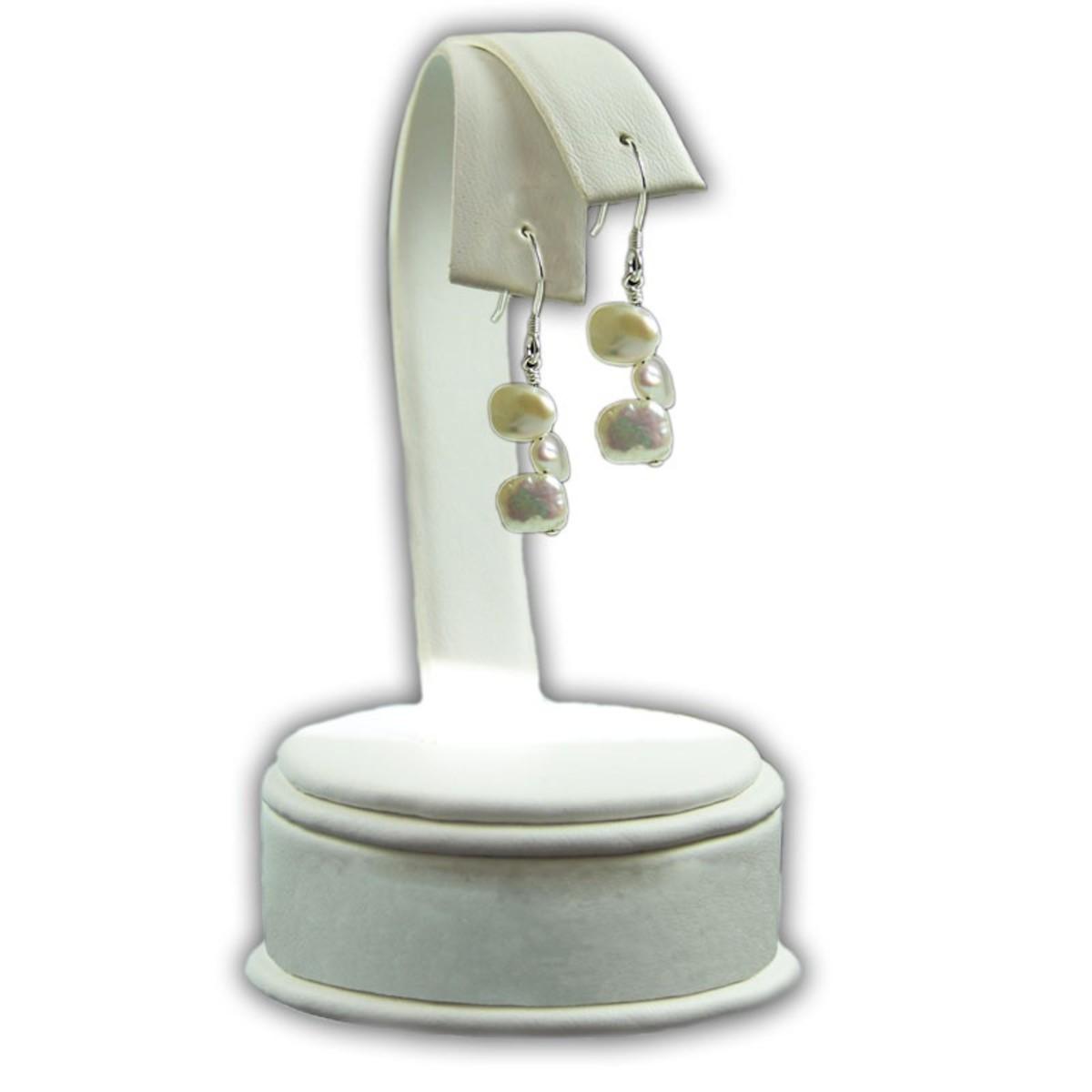 Keishi Pearl Earrings