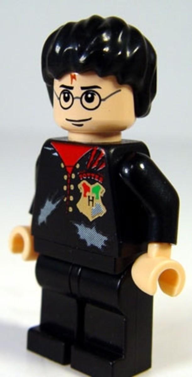 Harry Potter Lego Man