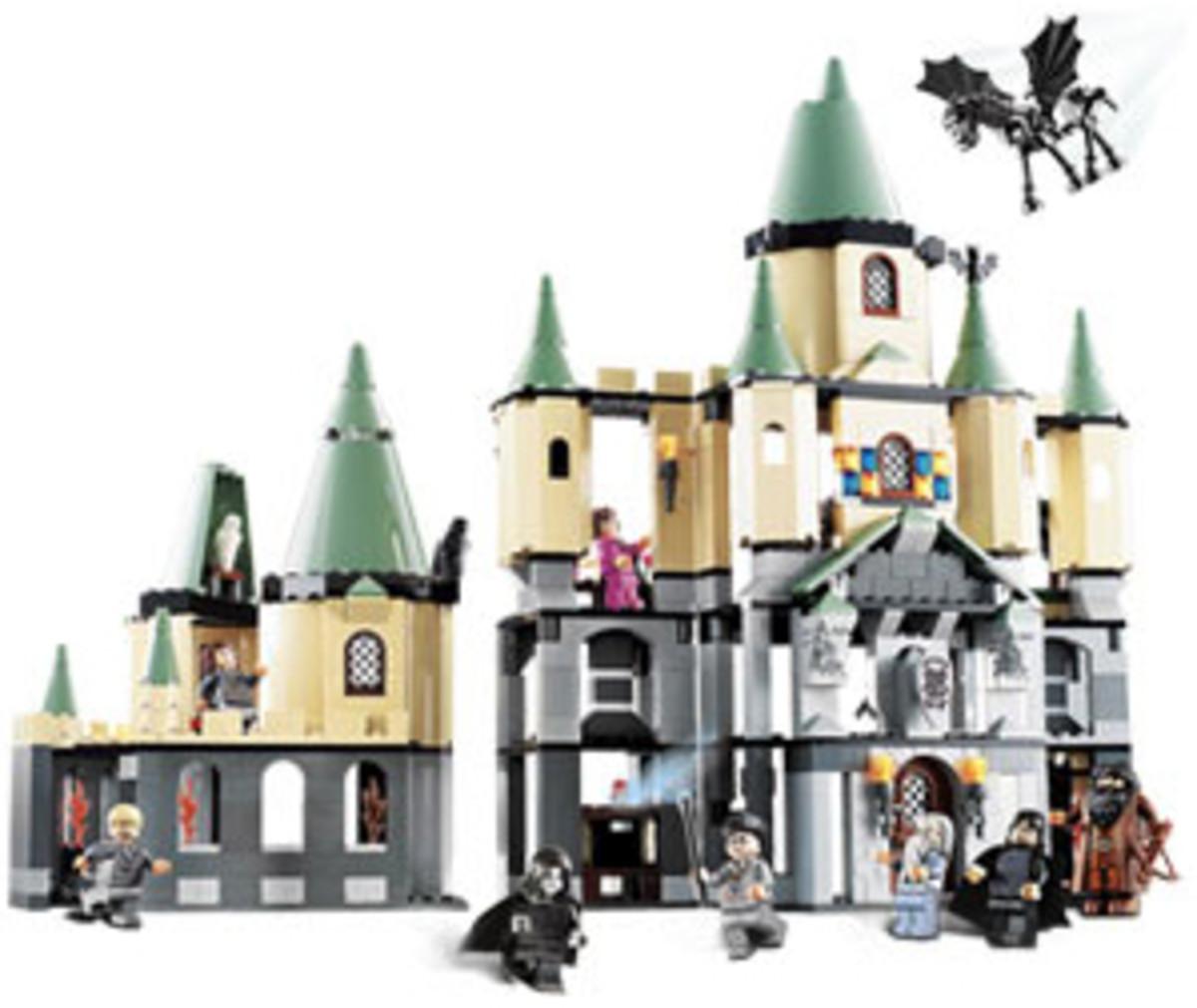 Hogwarts Castle Lego Set