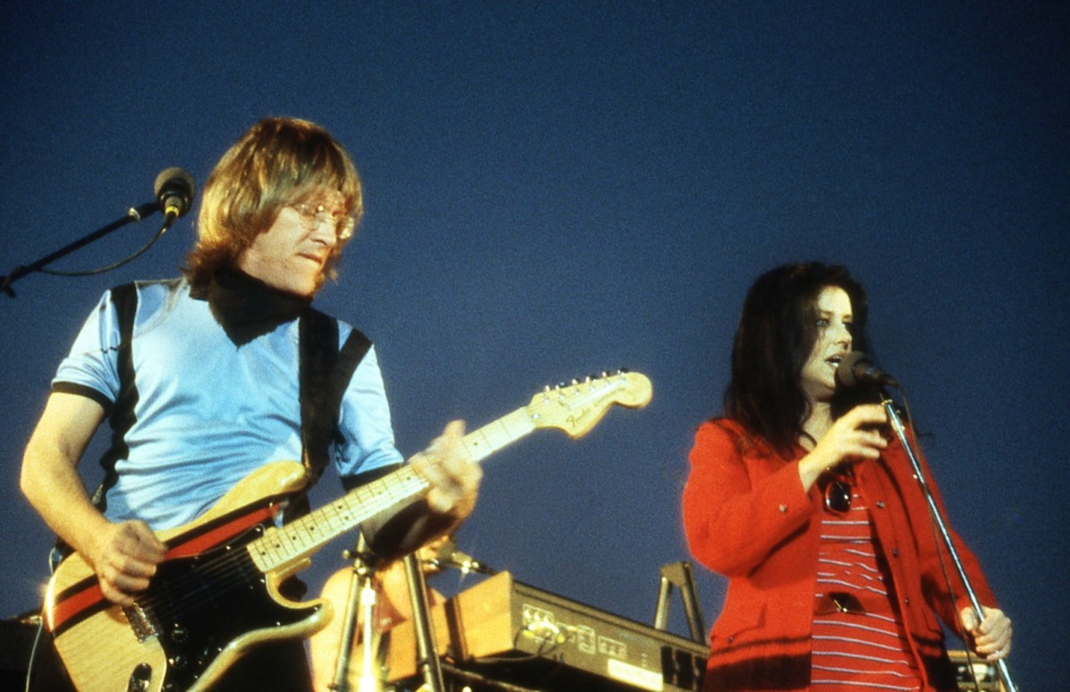 Grace and Paul Kantner