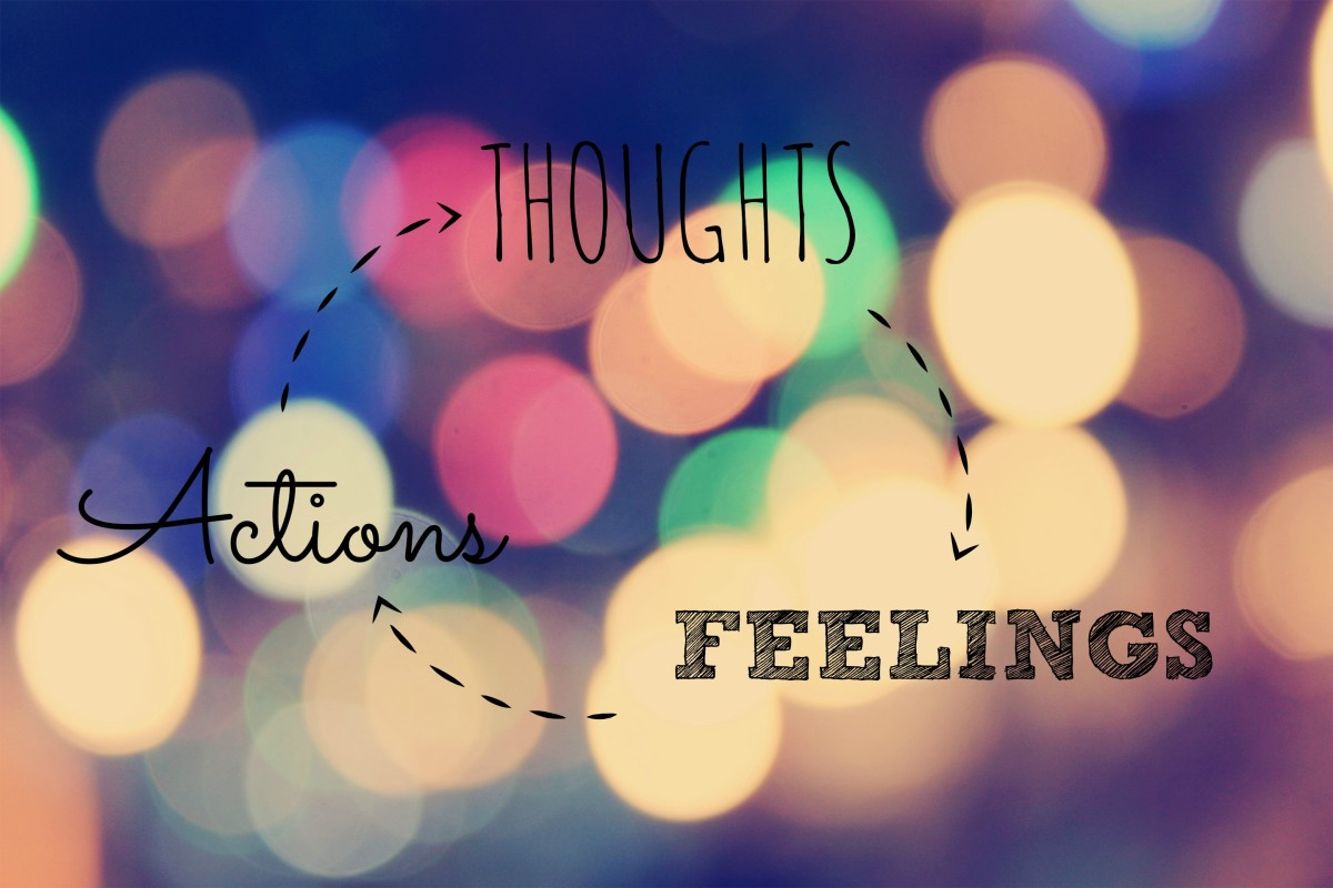 Thoughts, Feelings and Actions
