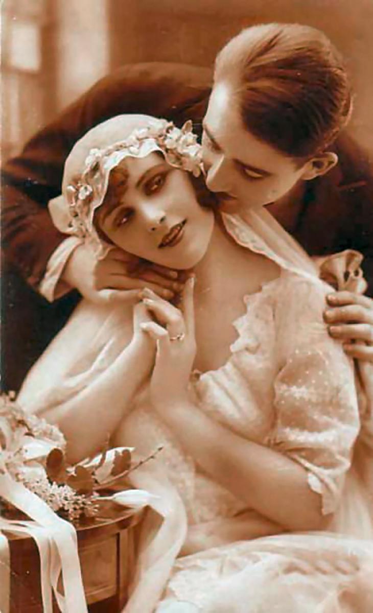 Ideas for a Bridal Shower: Go Vintage!