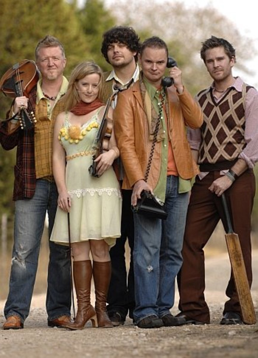 Folk Rock Bands