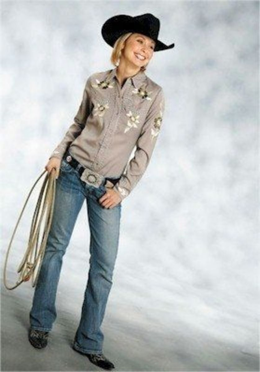 Country Female Fashion