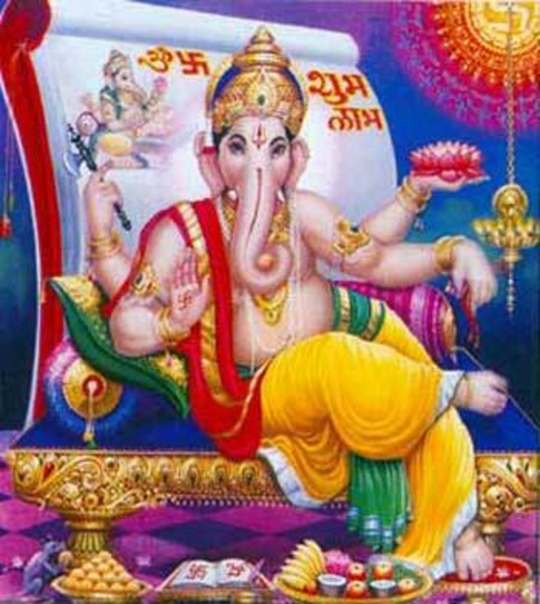 Mantras of Lord Ganesha, the Remover of Obstacles