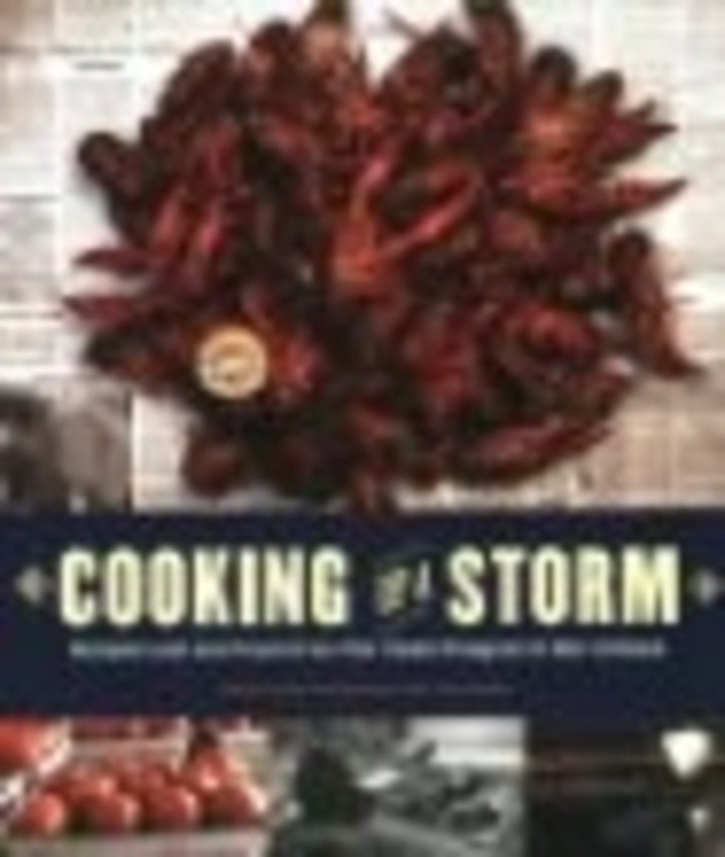 Cooking Up a Storm Cookbook