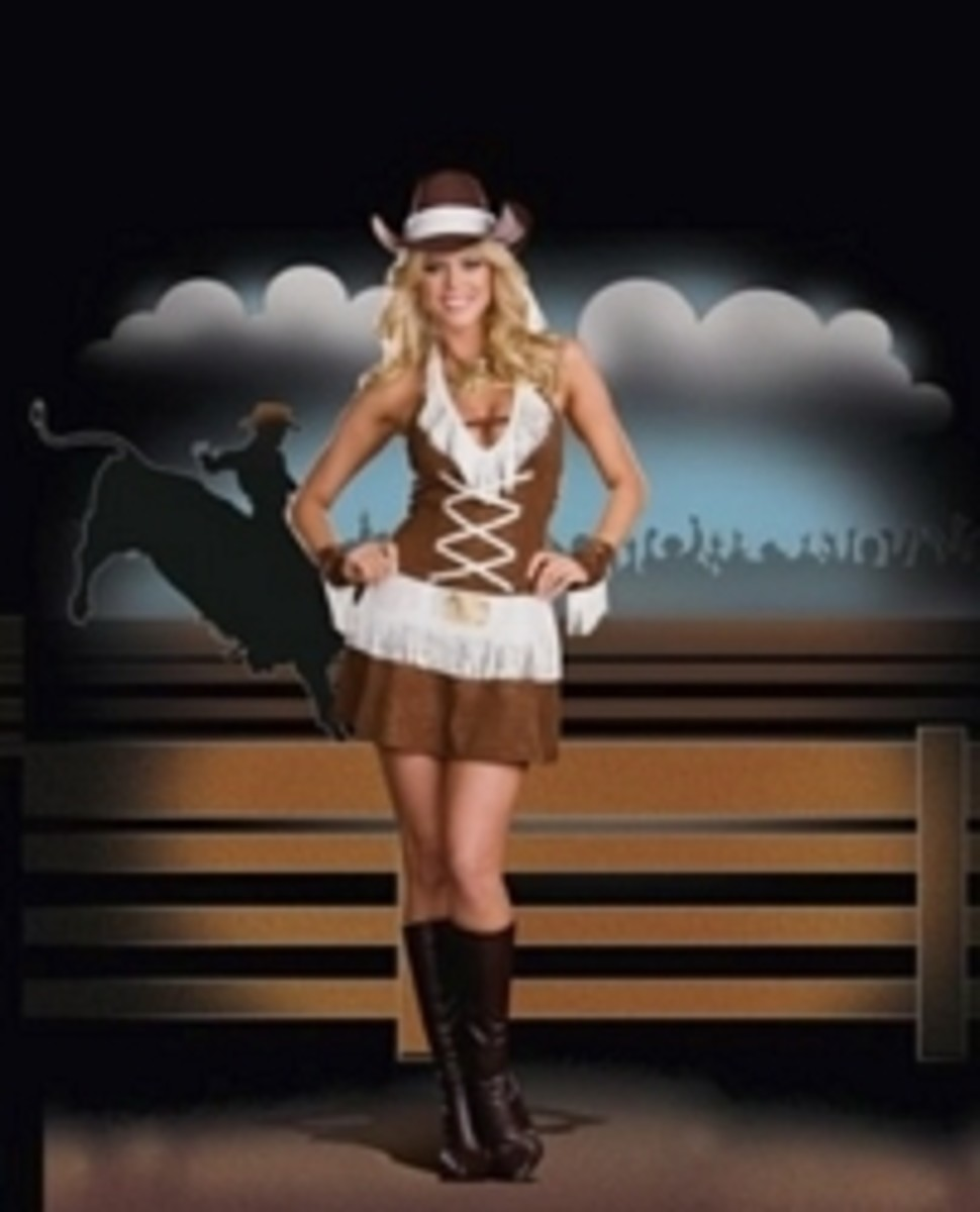 How to Dress Like a Cowgirl