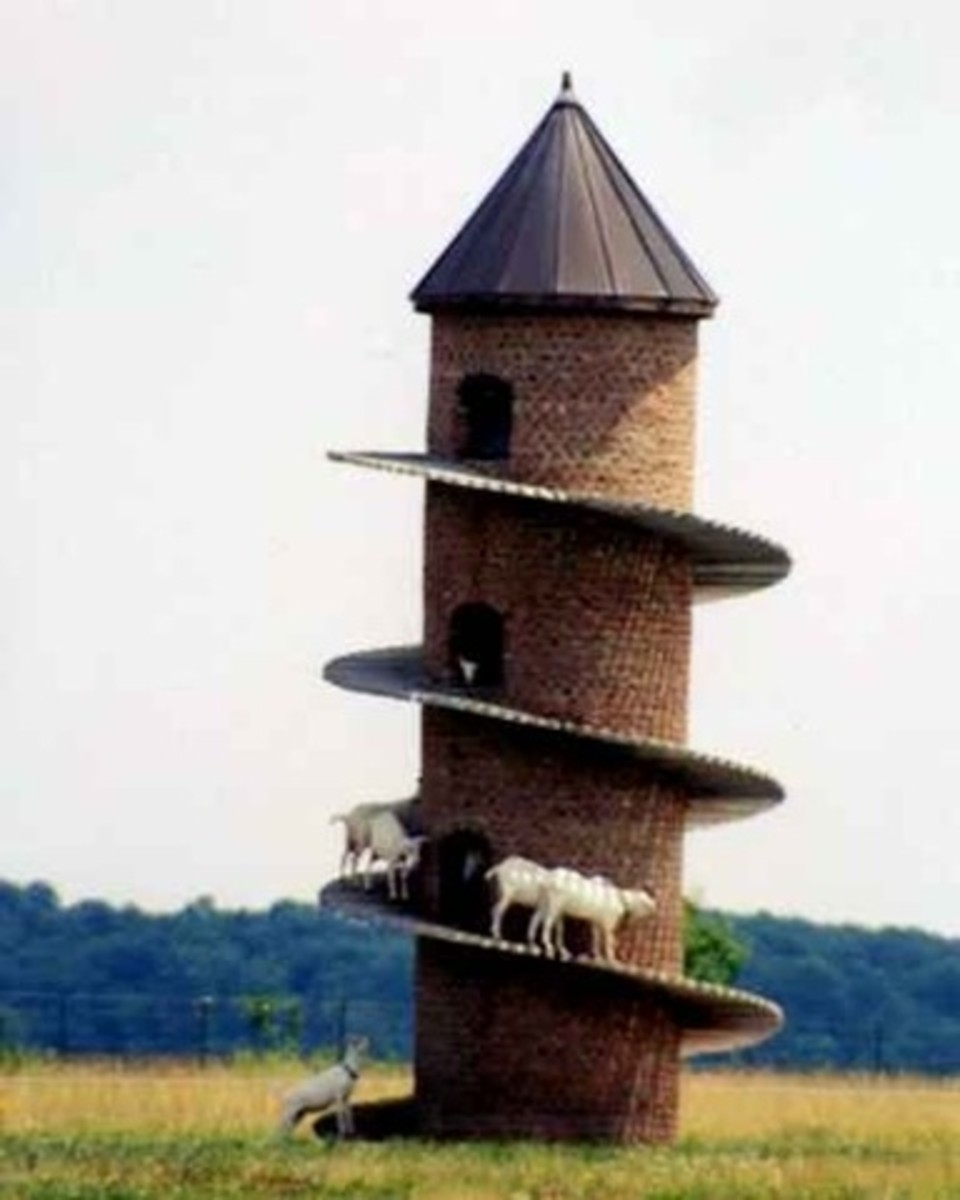 Goat Tower 1