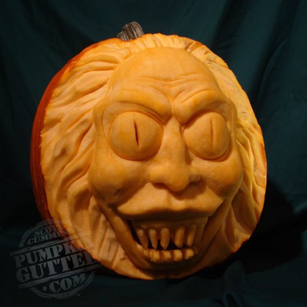 Photos of Amazing, Unique Pumpkin Carving Designs