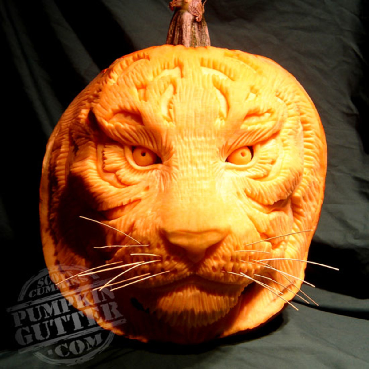 Photos Of Amazing Unique Pumpkin Carving Designs