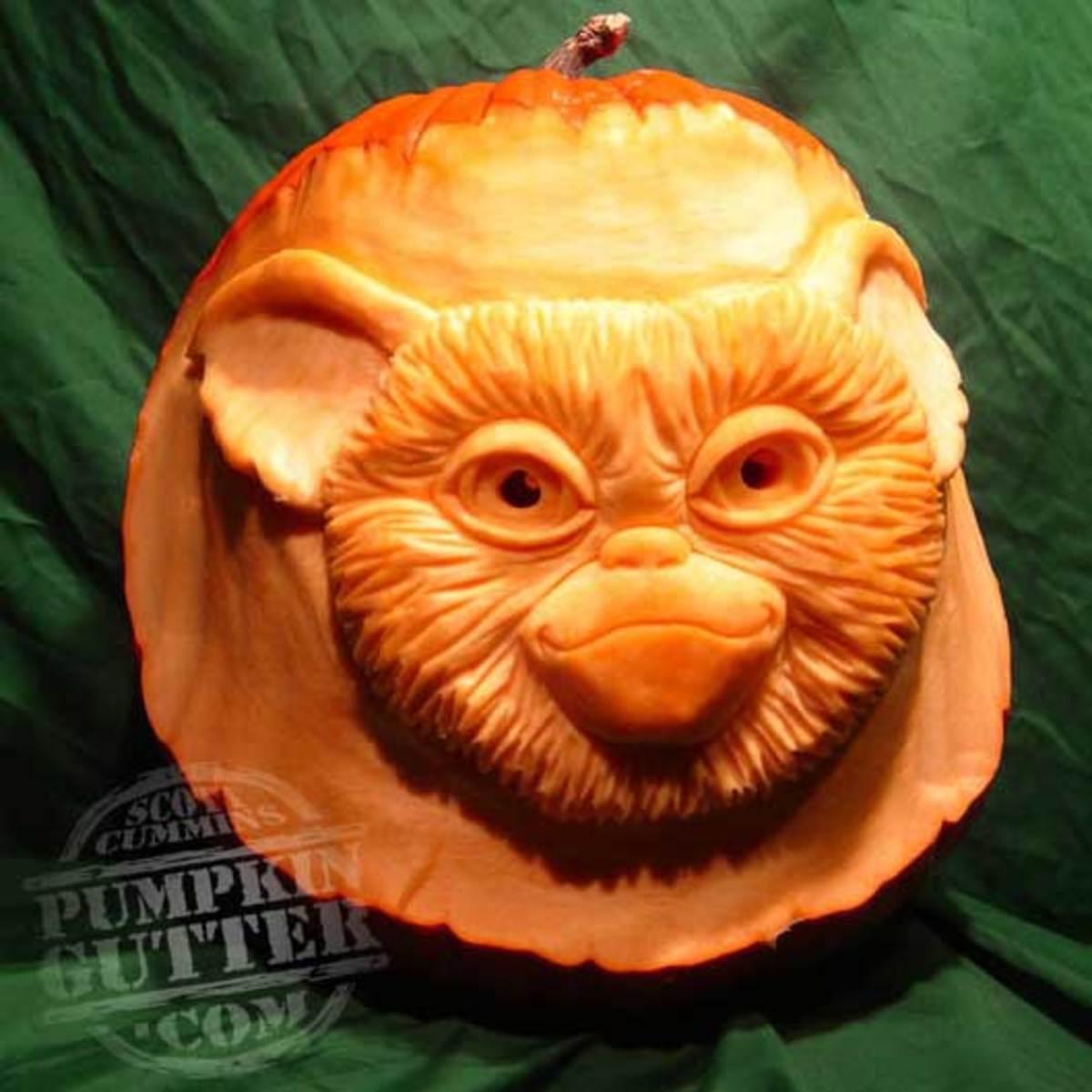 Gizmo pumpkin, Gremlins