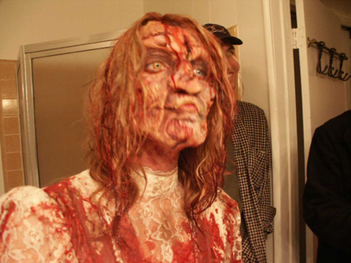 Be careful what play with or you just might see Bloody Mary.