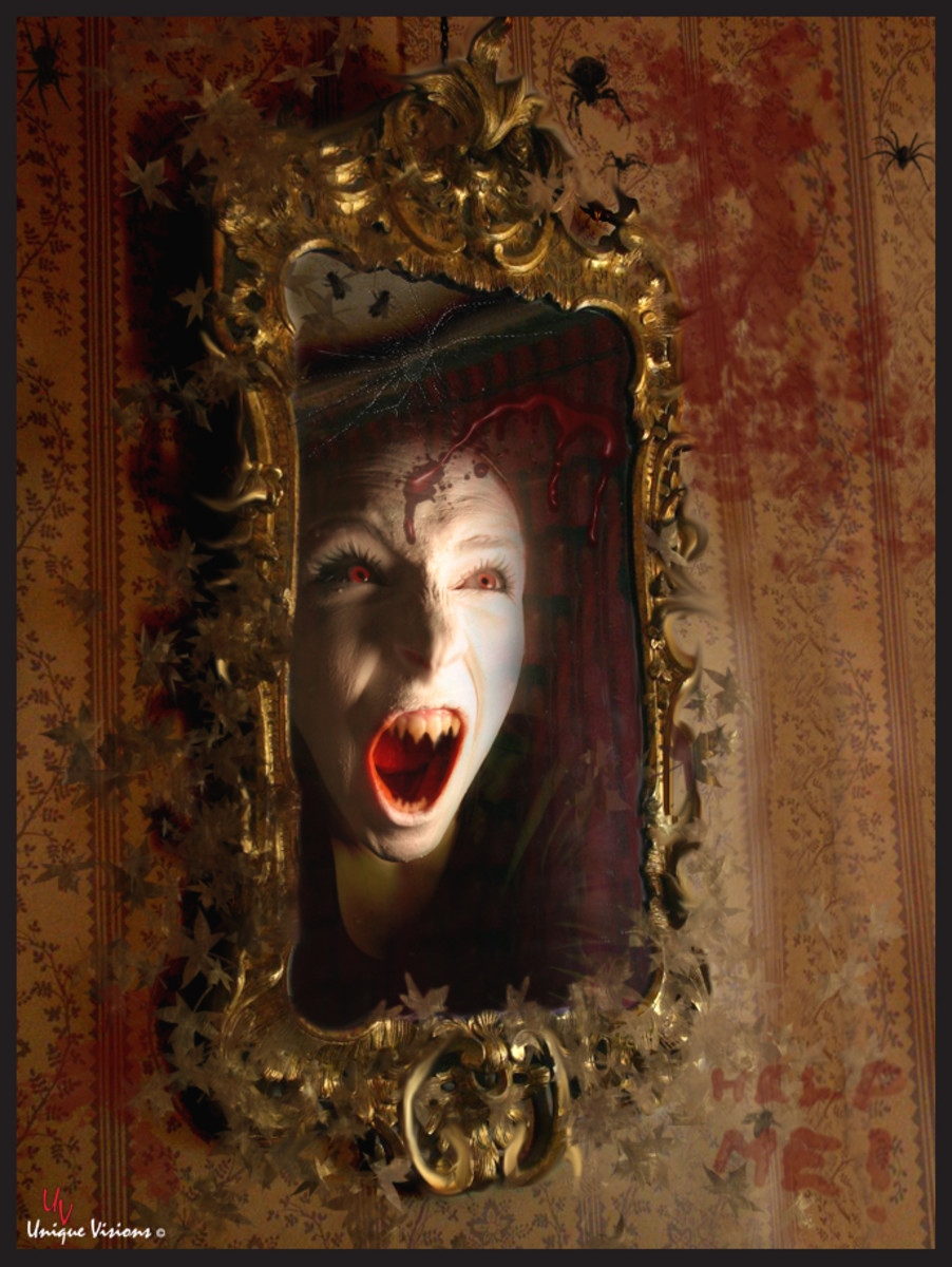 Bloody Mary The Urban Legend, Does Bloody Mary Lurk Behind Your ...