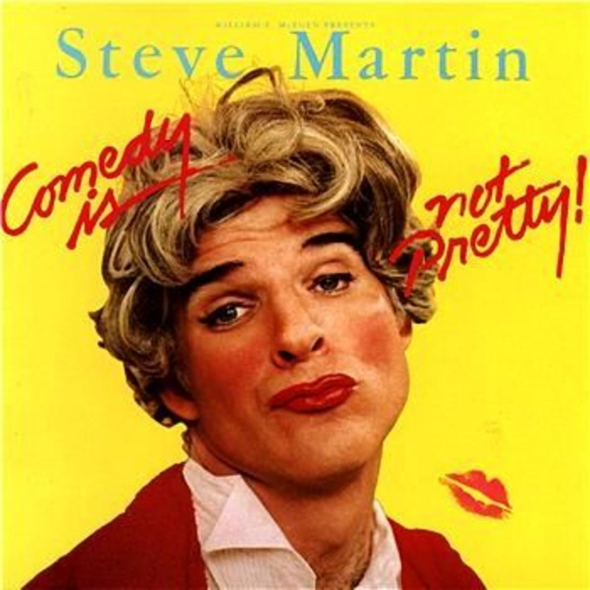 Steve Martin: He is So Obvious That He is Subtle