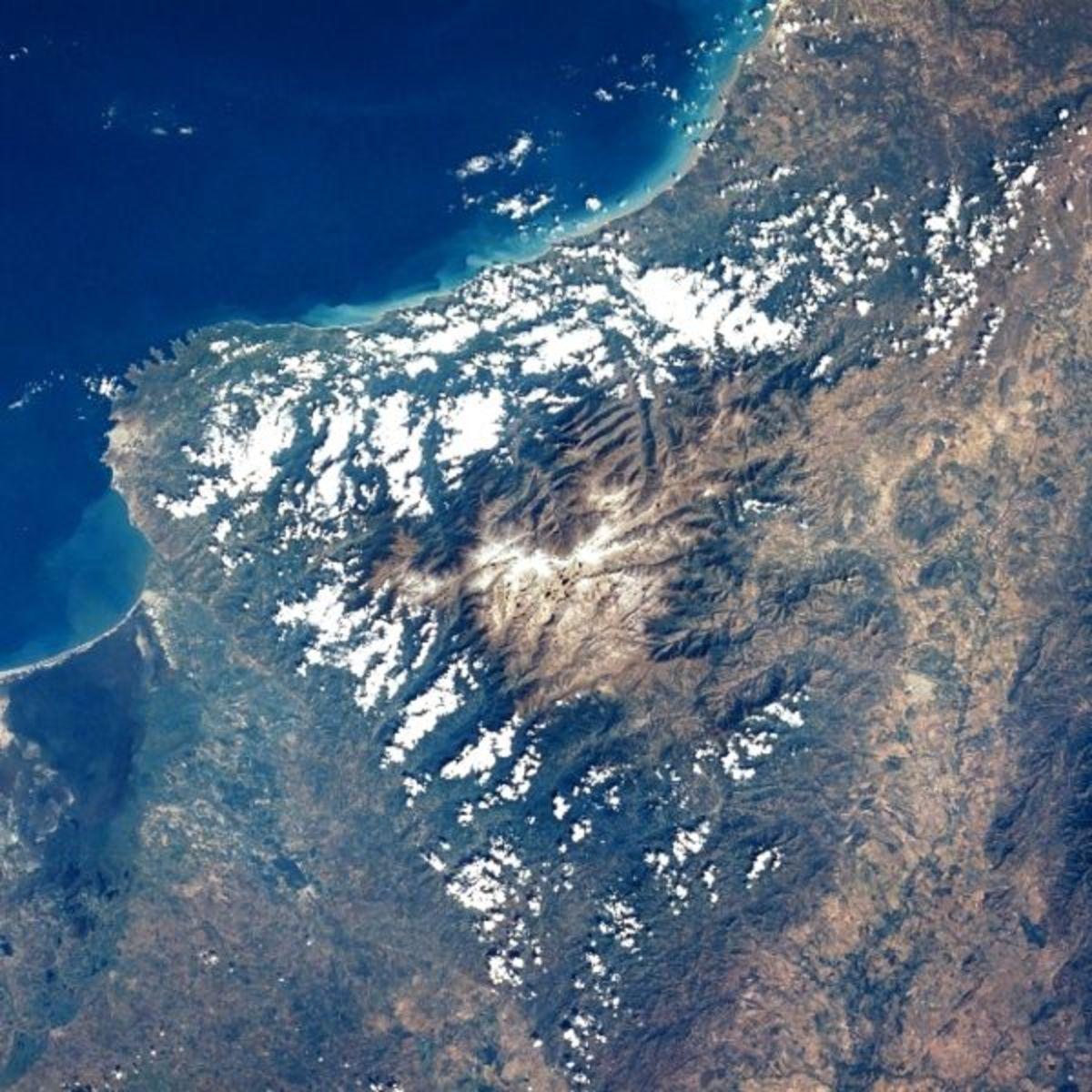 Kogi Guardians from the Heart of the World on the Sierra Nevada de Santa Marta