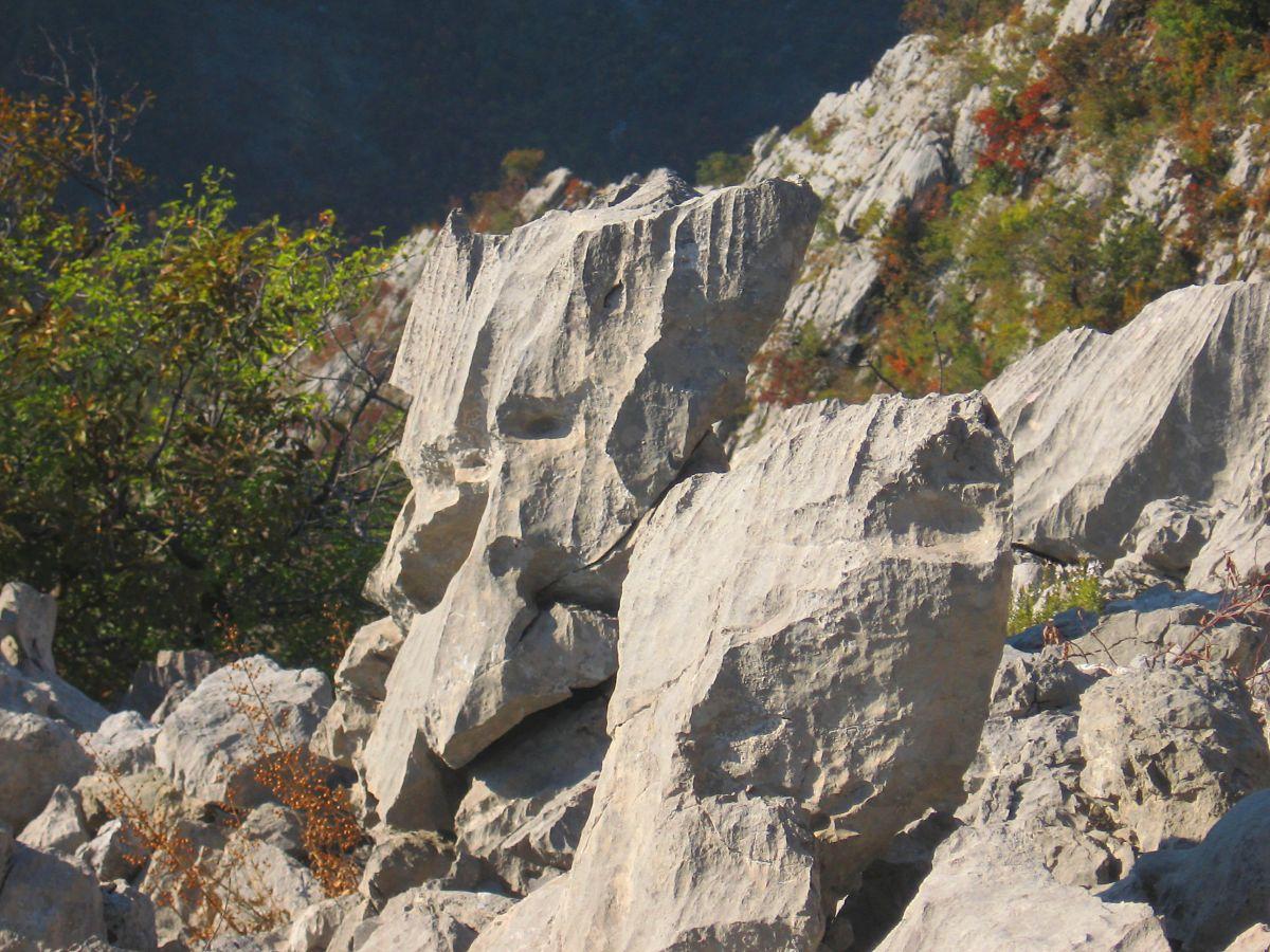 Limestone-Velebit, Velika Paklenica