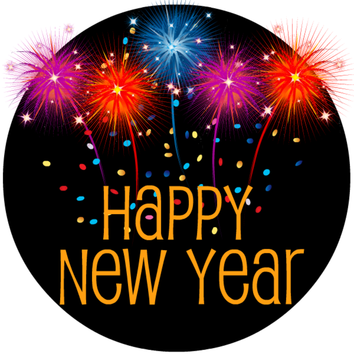 Free New Years Clip Art