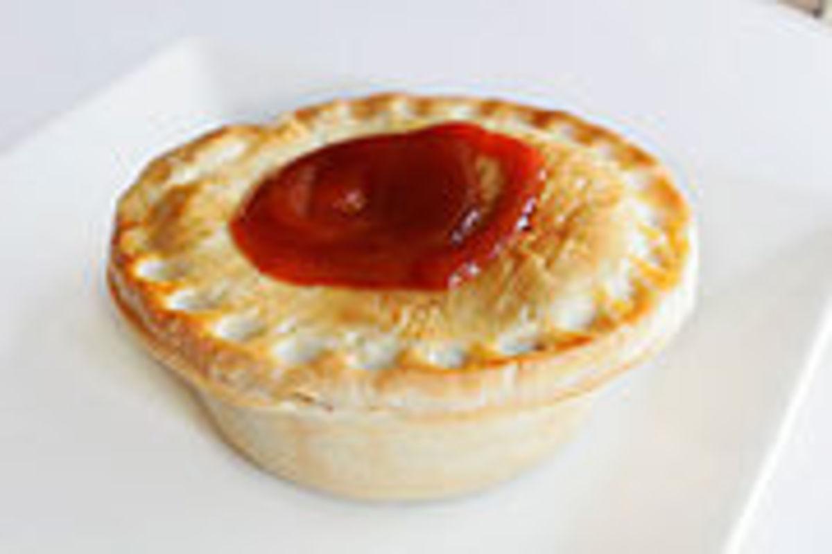 Good old Aussie Meat Pie