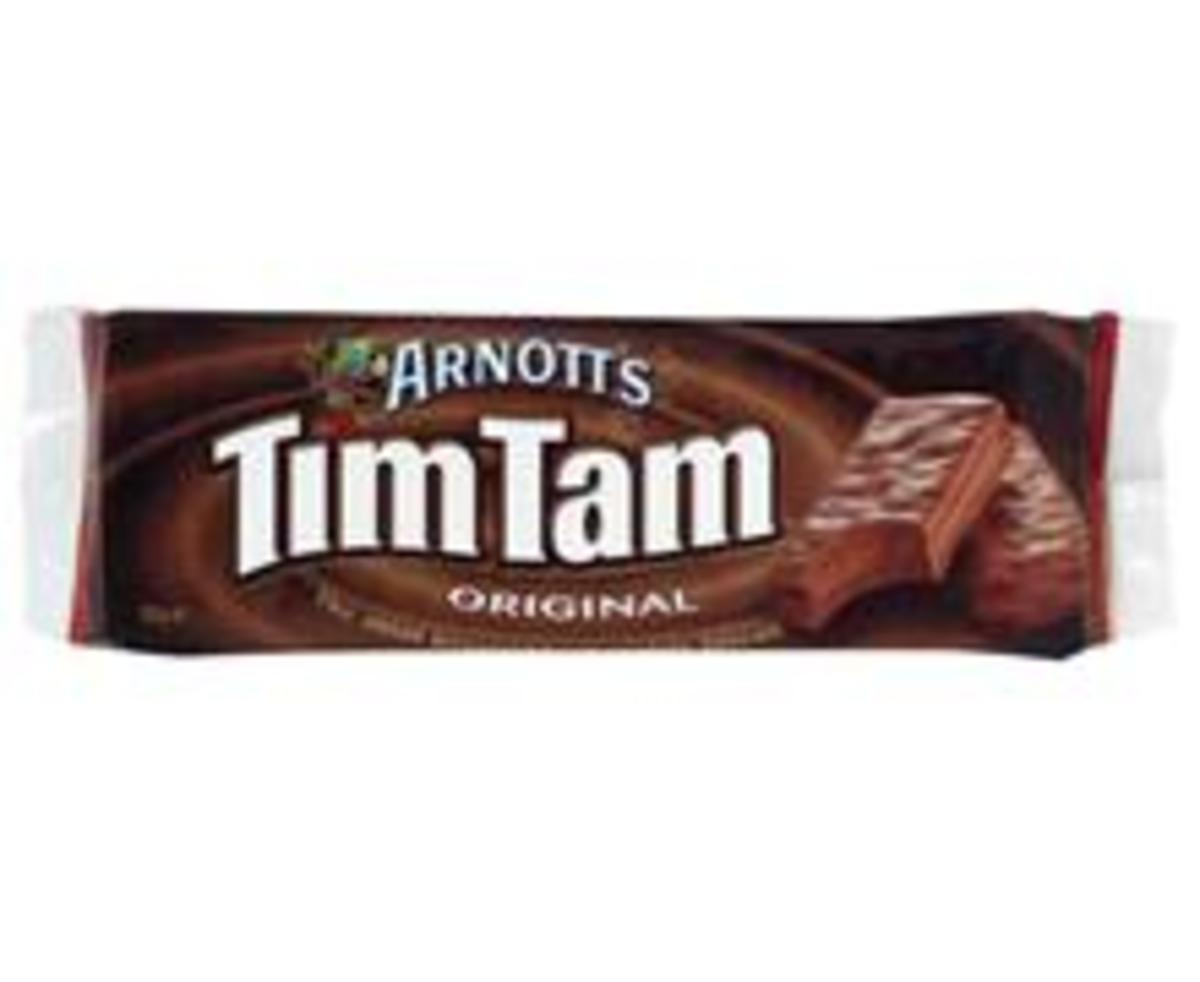 My personal favourite Tim Tam Biscuit