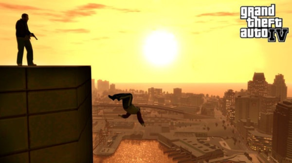 Fun things to do in GTA 4