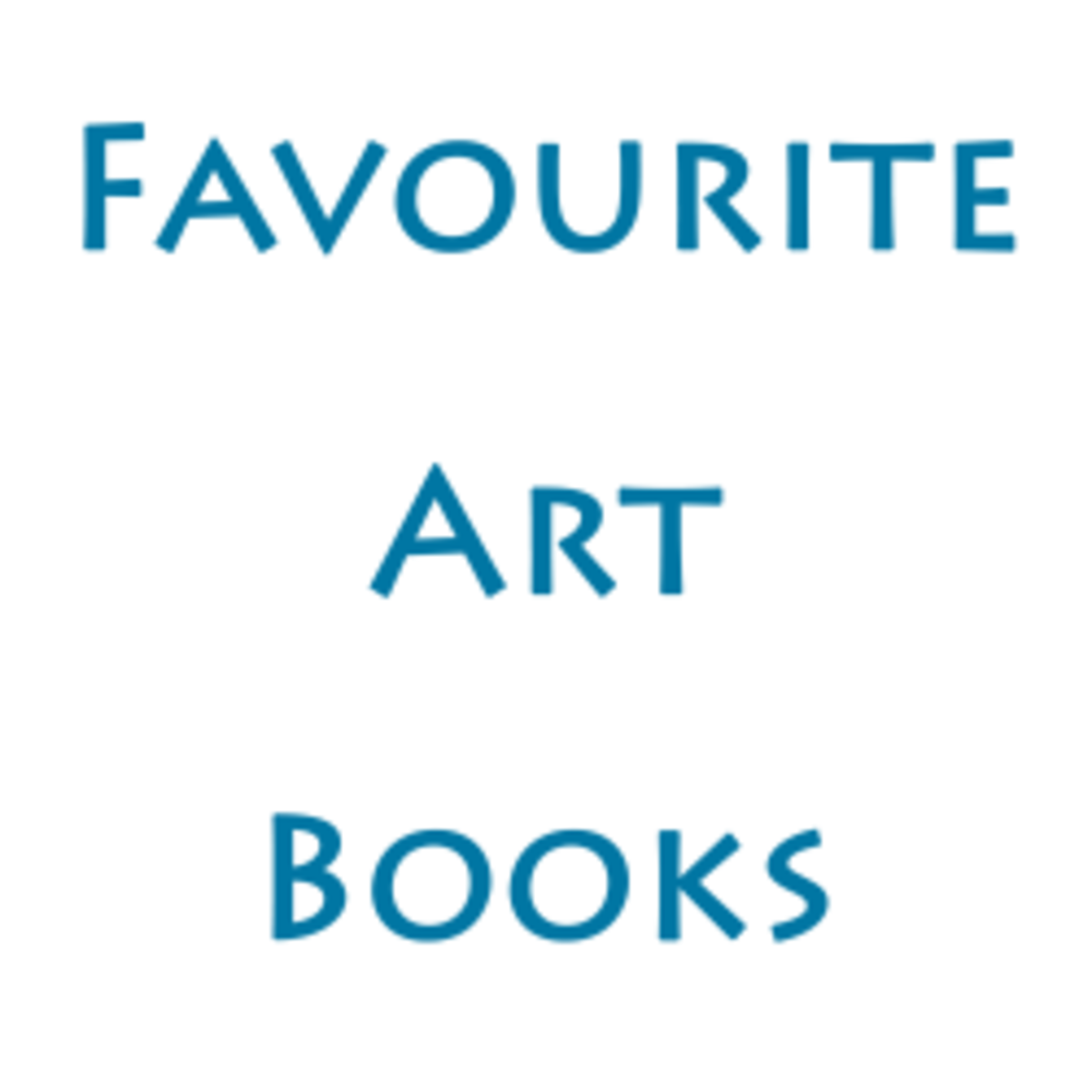 Artists' Favourite Art Books