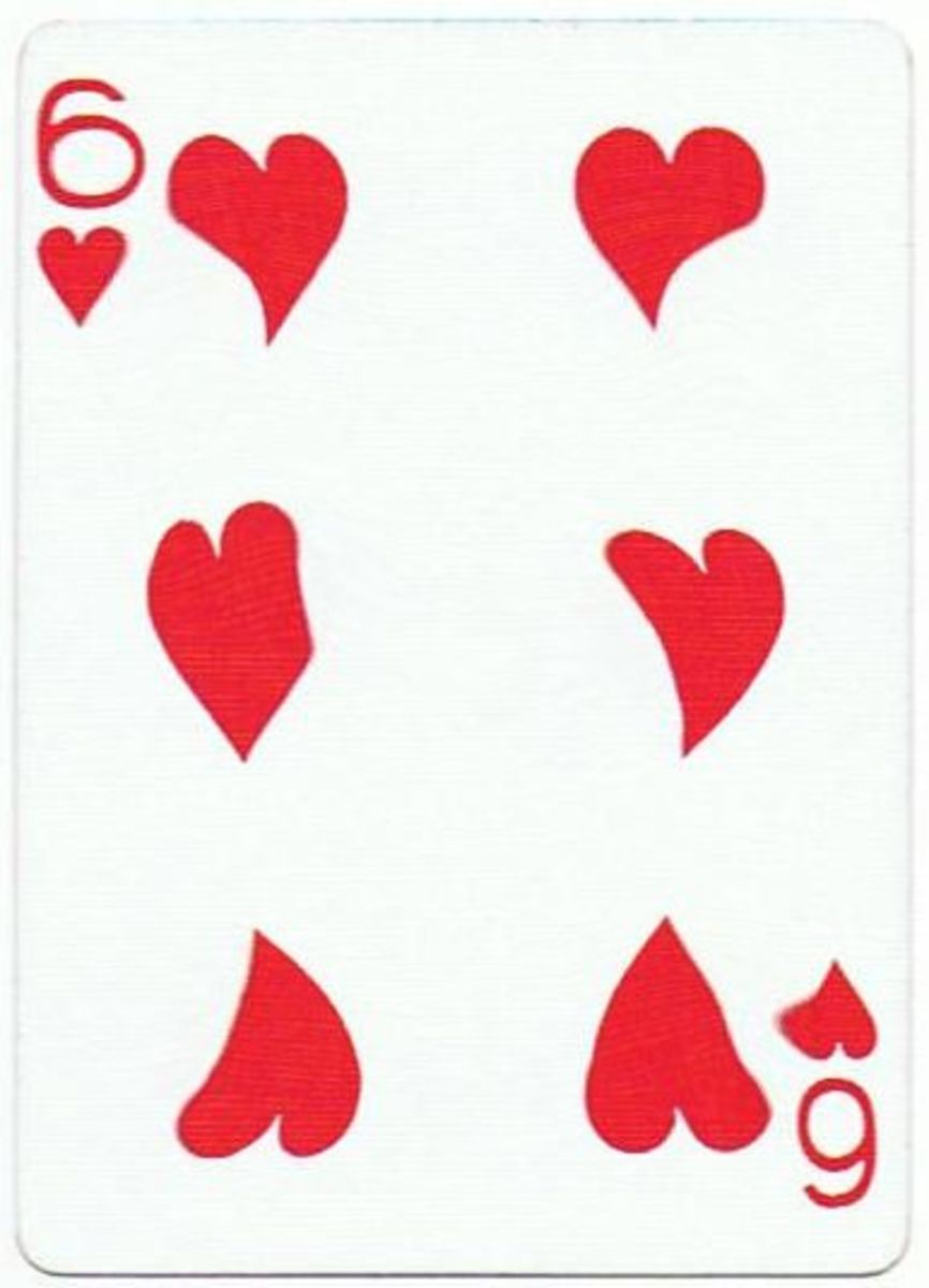 6 of hearts
