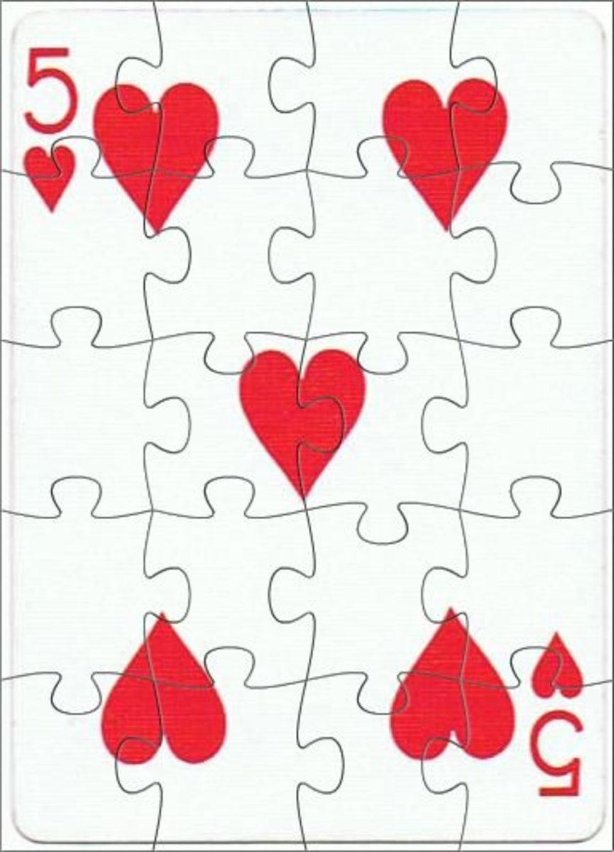 5 of hearts