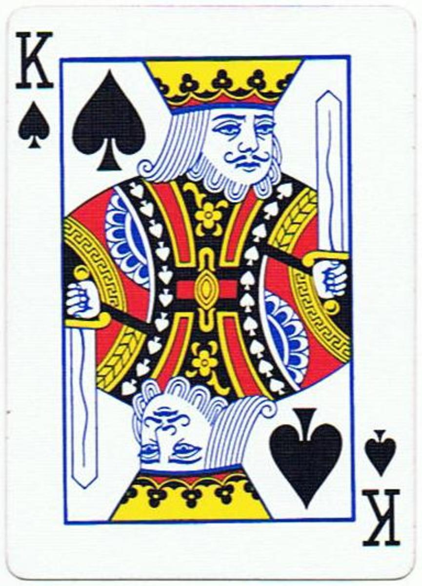 king of spades free clip art