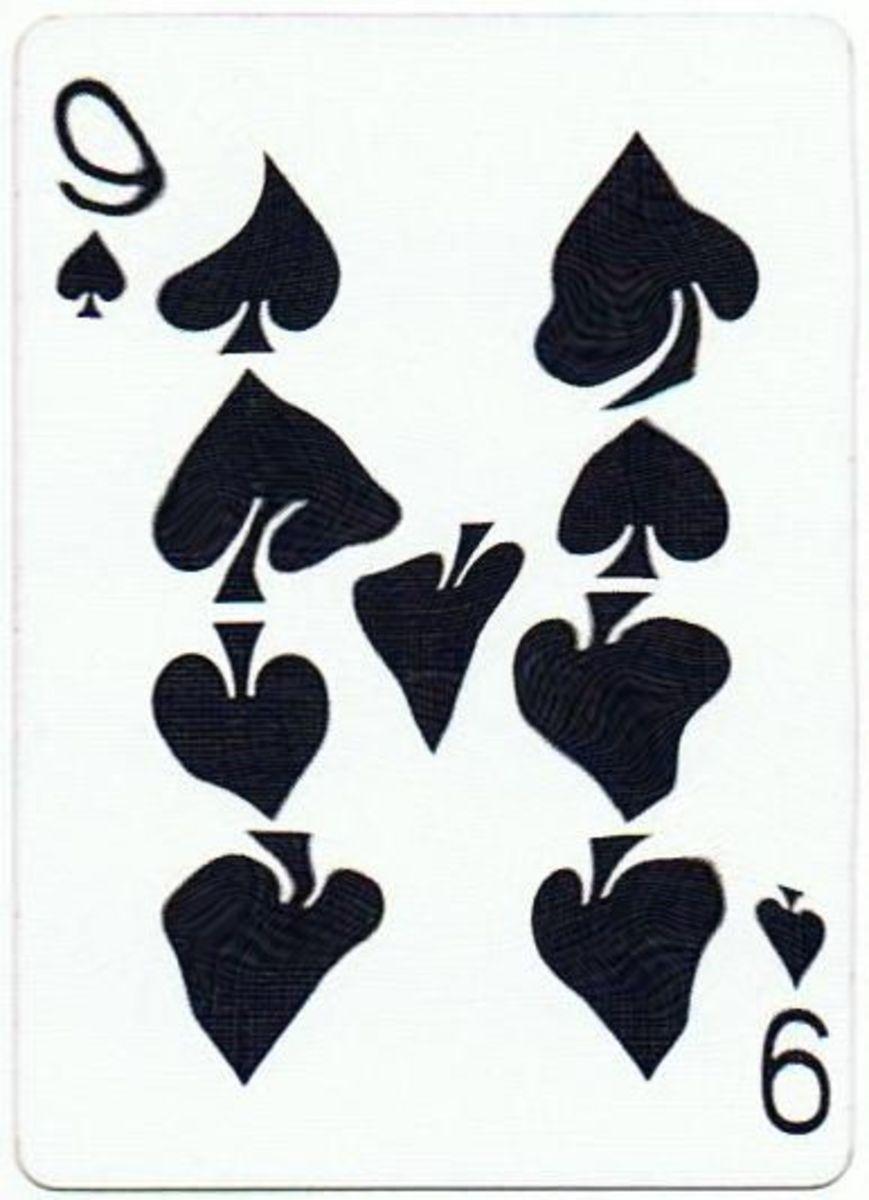 9 of spades