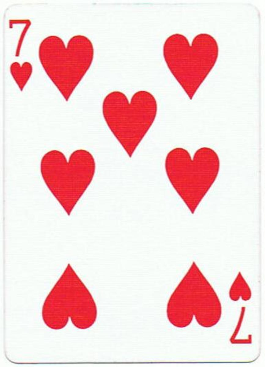 7 of hearts