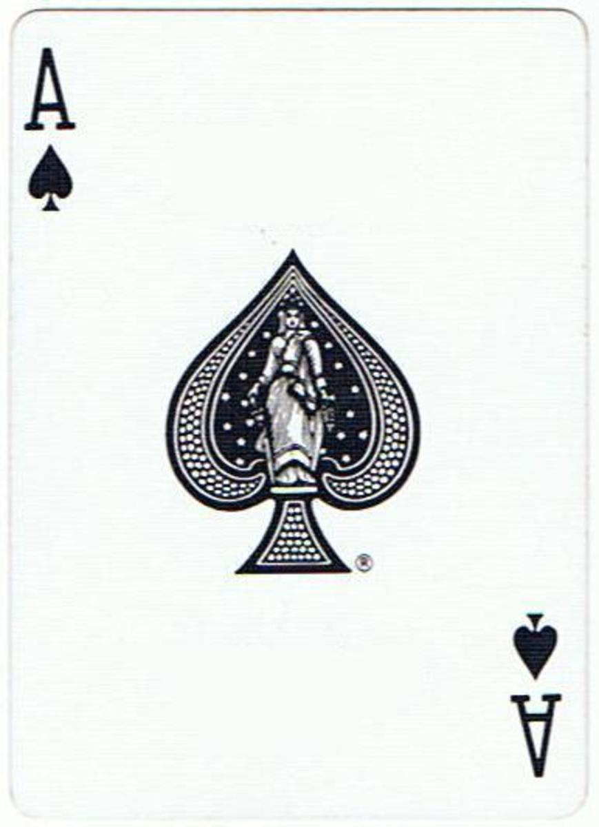 ace of spades free clip art