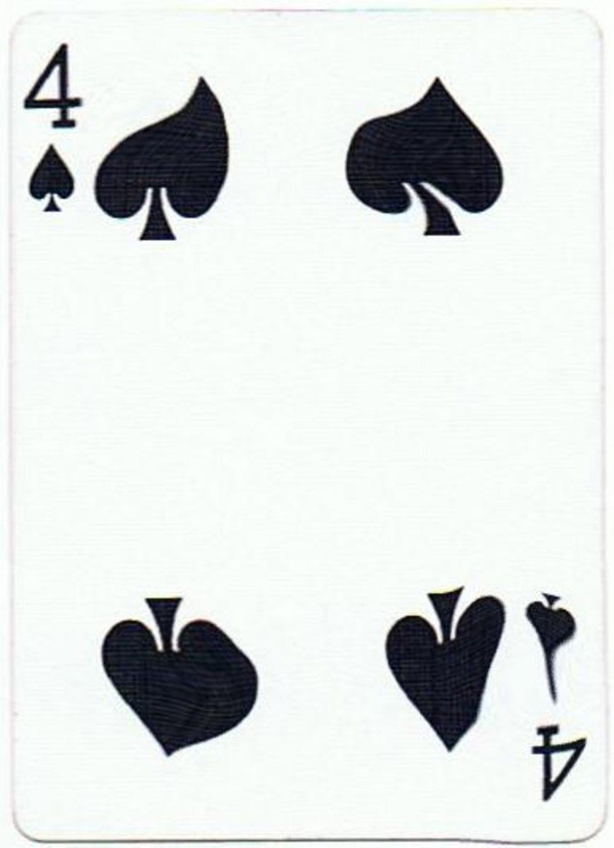 4 of spades