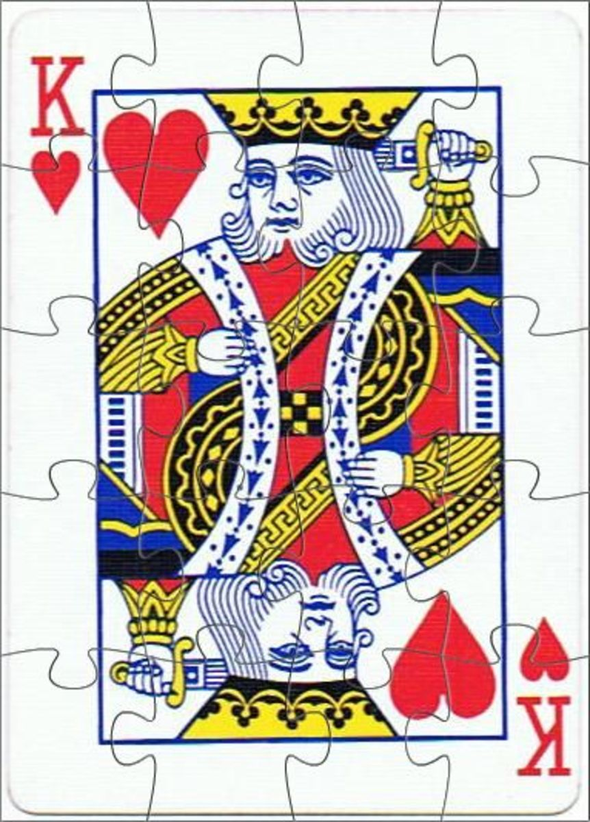 Please scroll down for more playing cards clip art