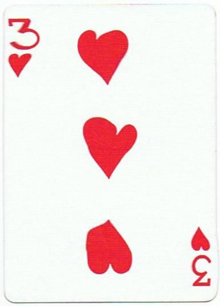 3 of hearts free clip art