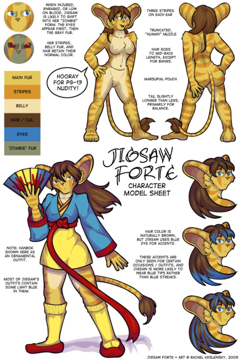 character-sheets