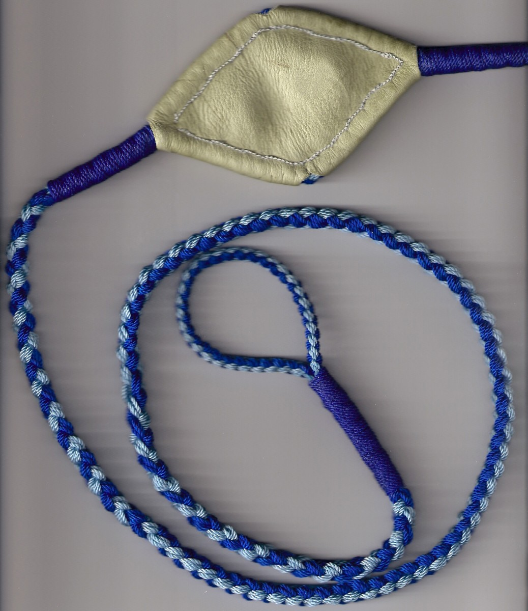 How to make a shepherds sling