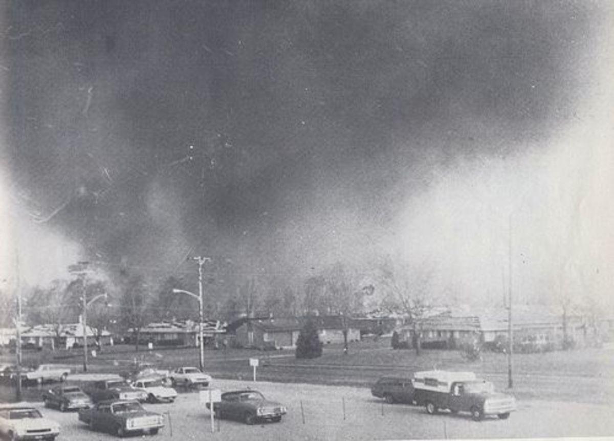 Tornado Super Outbreak...