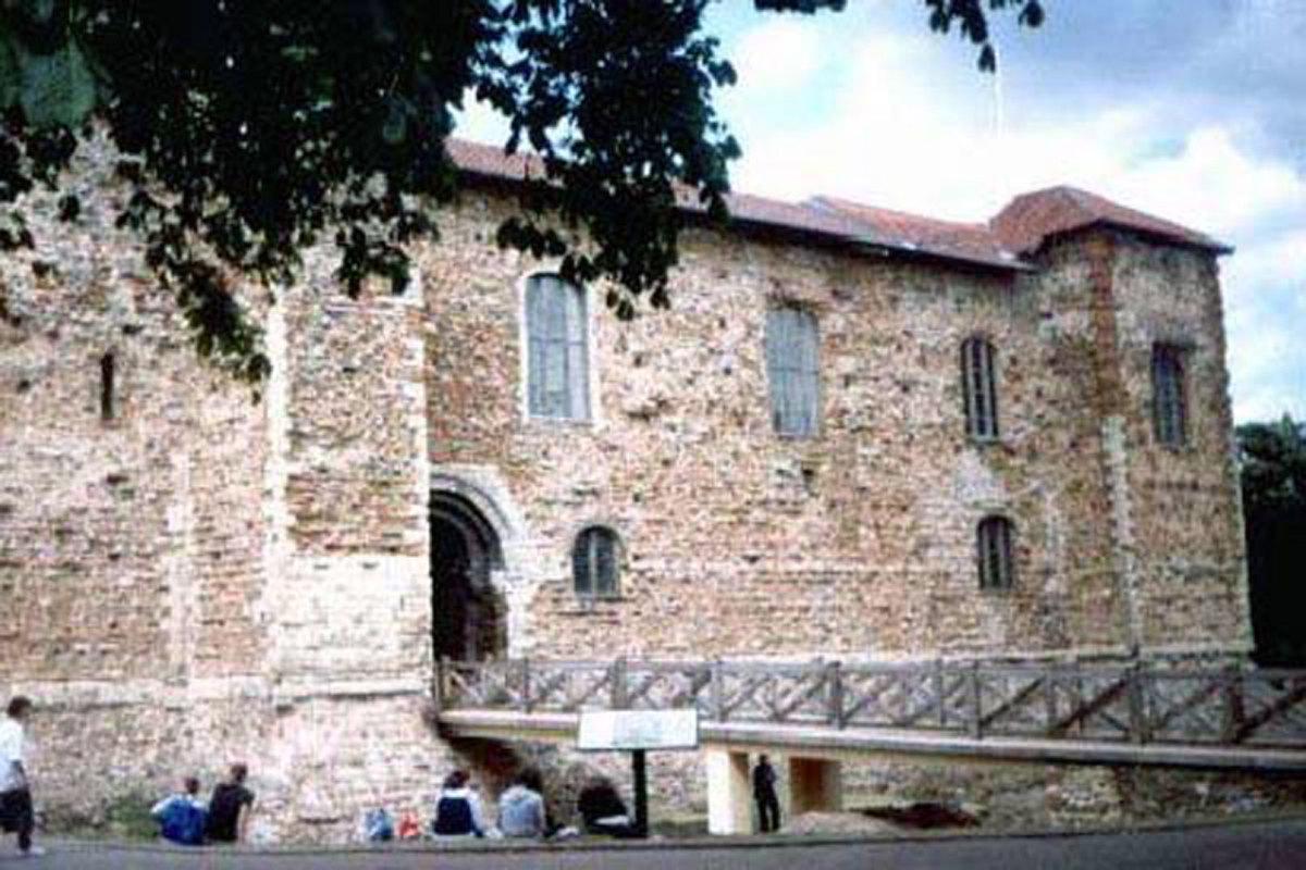 Colchester Castle (Roman)