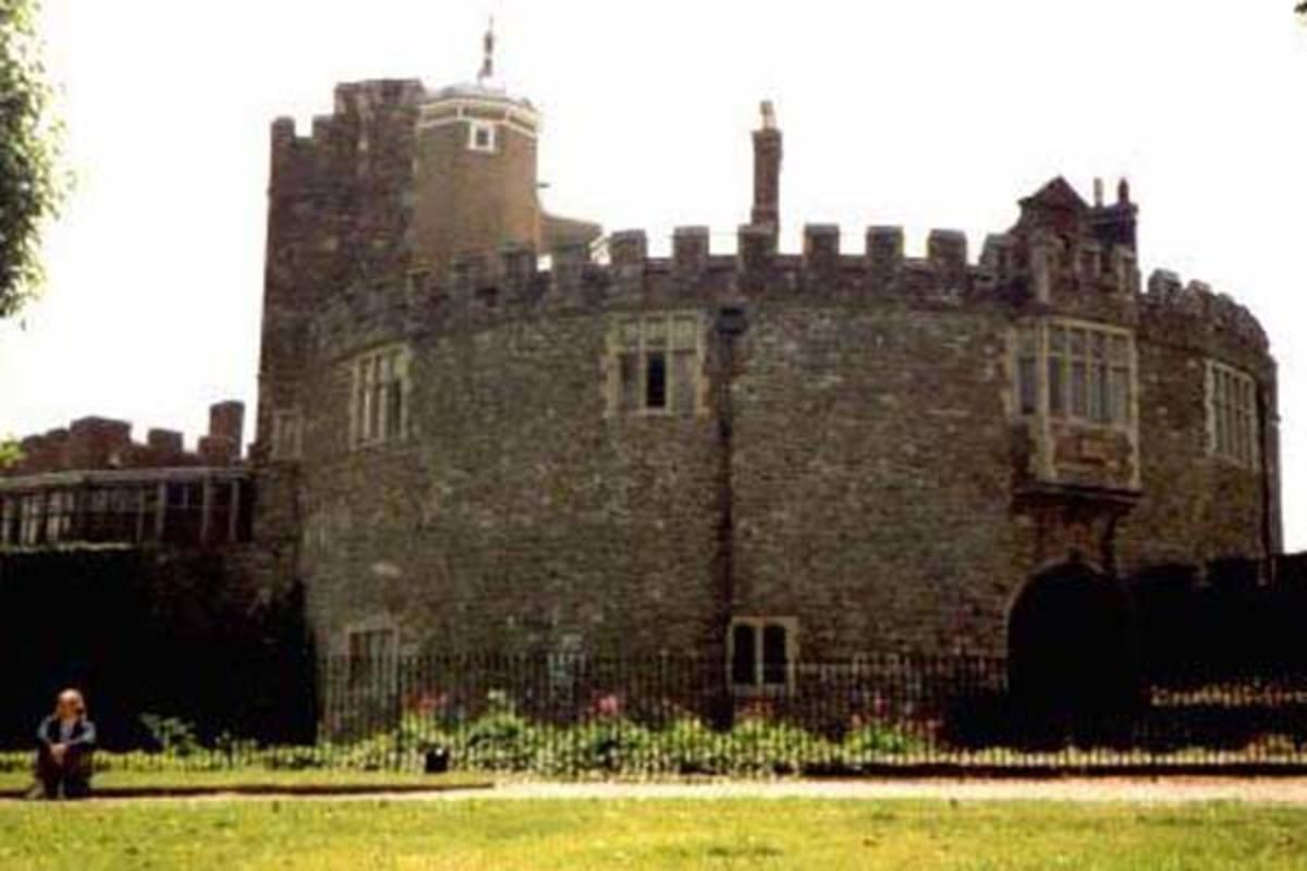 Castle in Kent