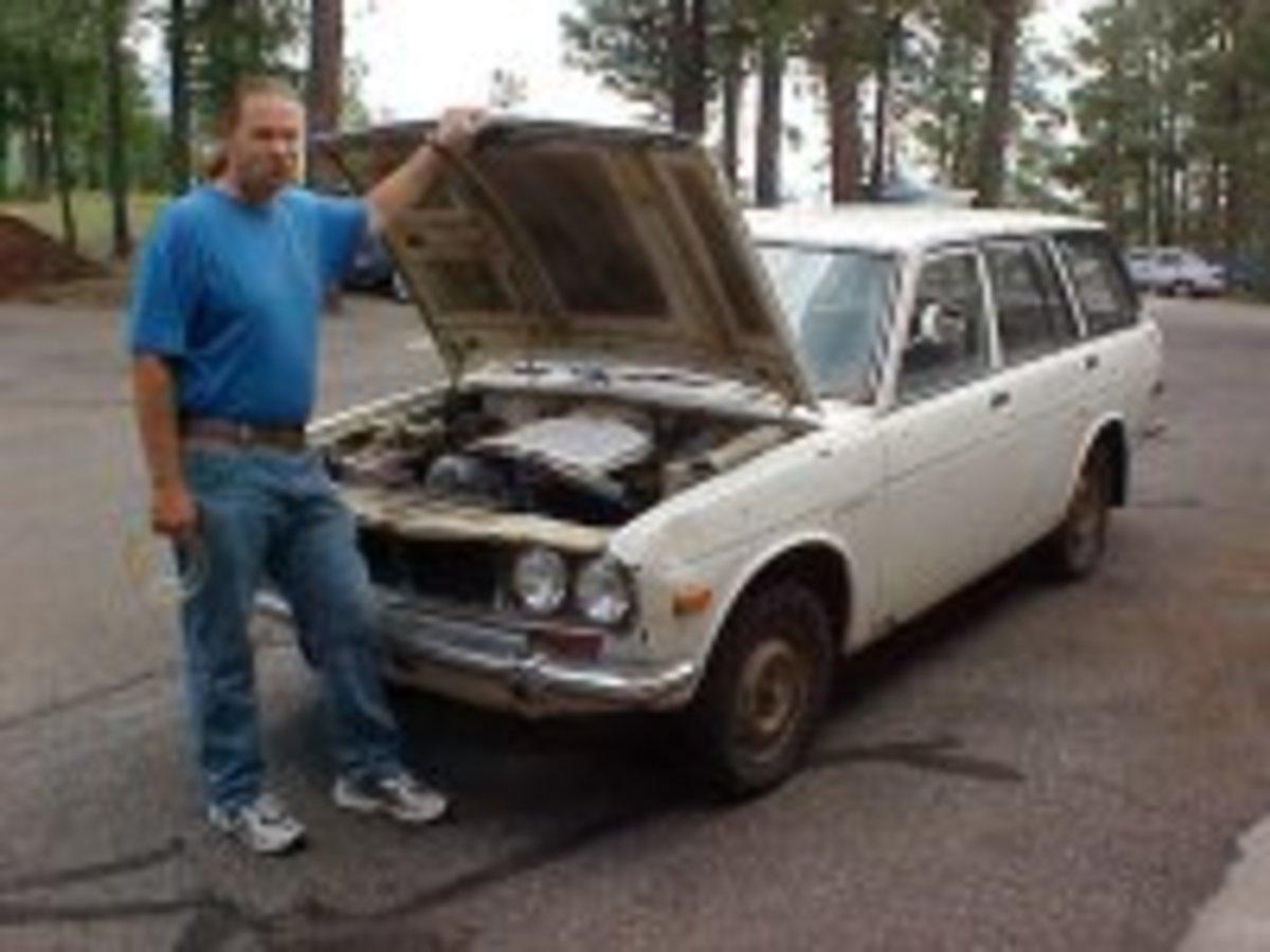 1970 Datsun 510 Wagon