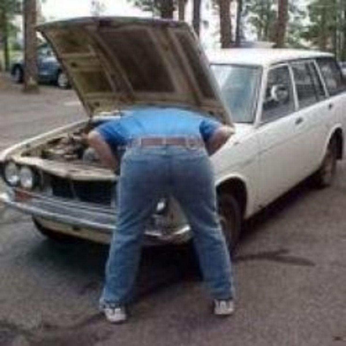 My Husband Brought Home a 100-Dollar Datsun