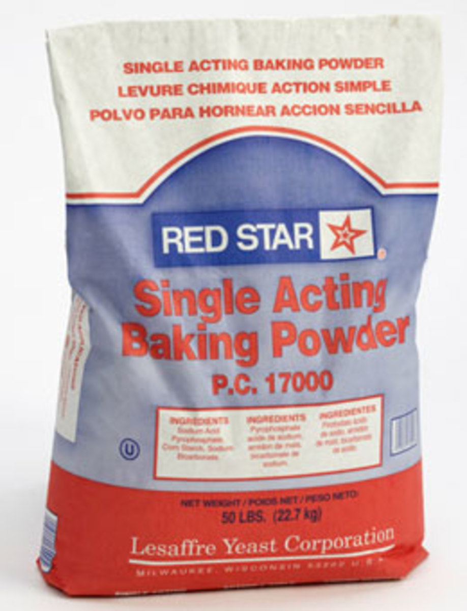 Baking Powder: Single Acting and Double Acting  How To Make