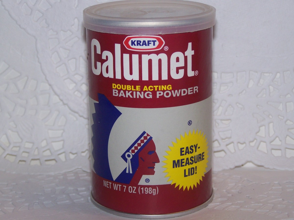 Baking Powder: Single Acting and Double Acting