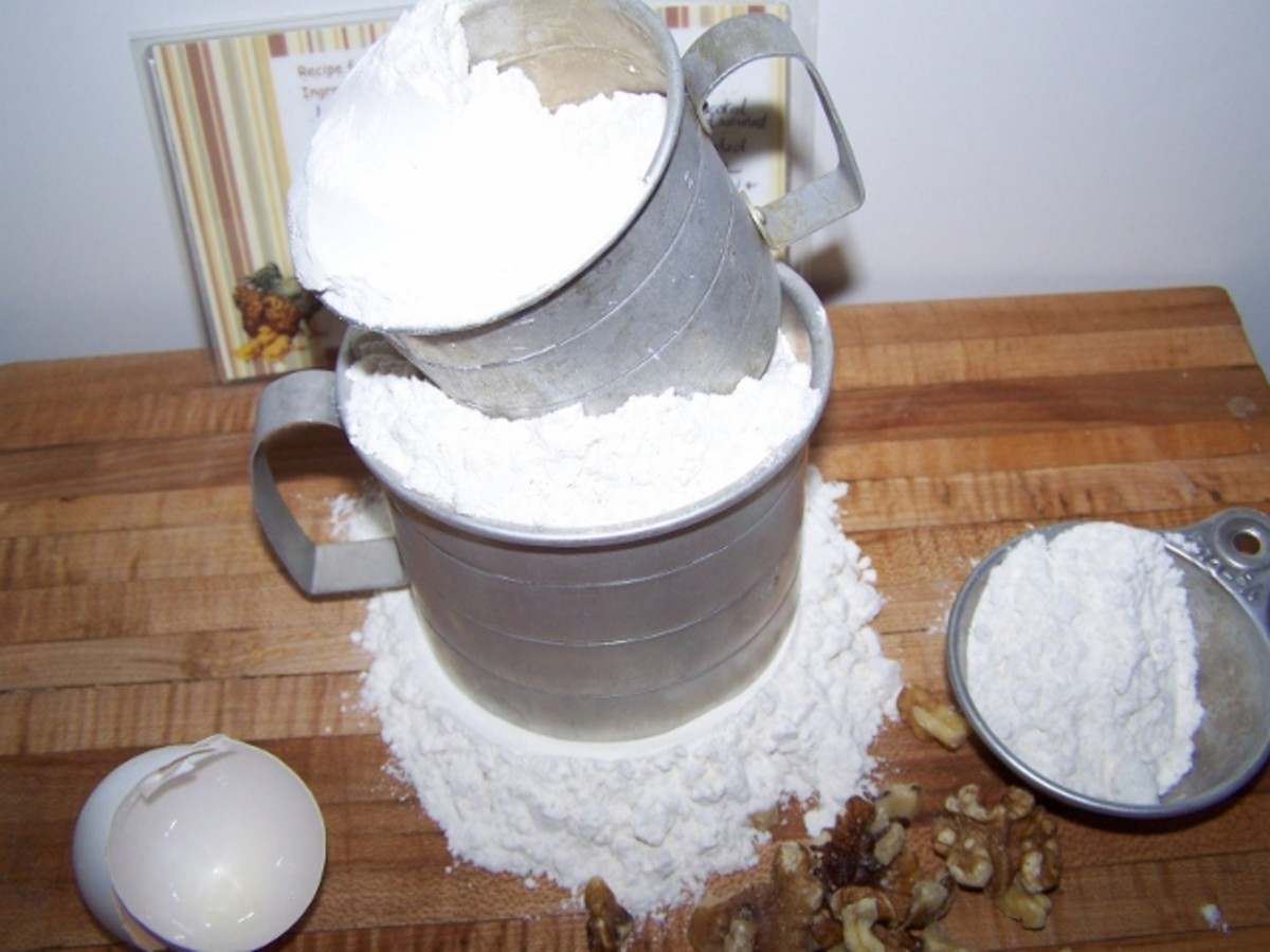 Baking Powder: Single Acting and Double Acting. Make Your Own Gluten Free.